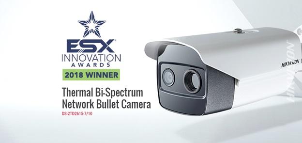 جوایز هایک ویژن - HIKVISION-دوربین مداربسته هایک ویژن مدل DS-2CD2T83GO-I8